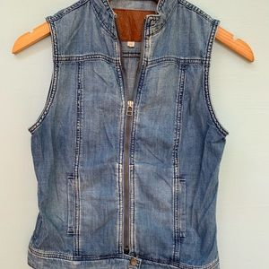 AG Adriano Goldschmied Jeans Denim Vest